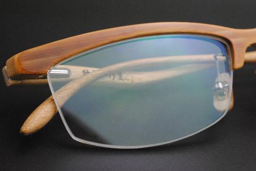 Bamboo eyewear sabae メガネ