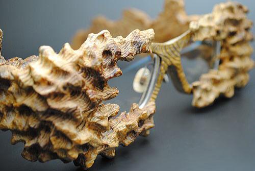 鯖江 めがね 屋久杉製