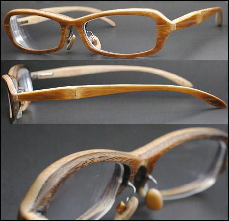 Bamboo glasses